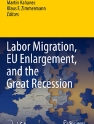 "Kahanec and Zimmerman publish new book ""Labor Migration, EU Enlargement, and the Great Recession"""